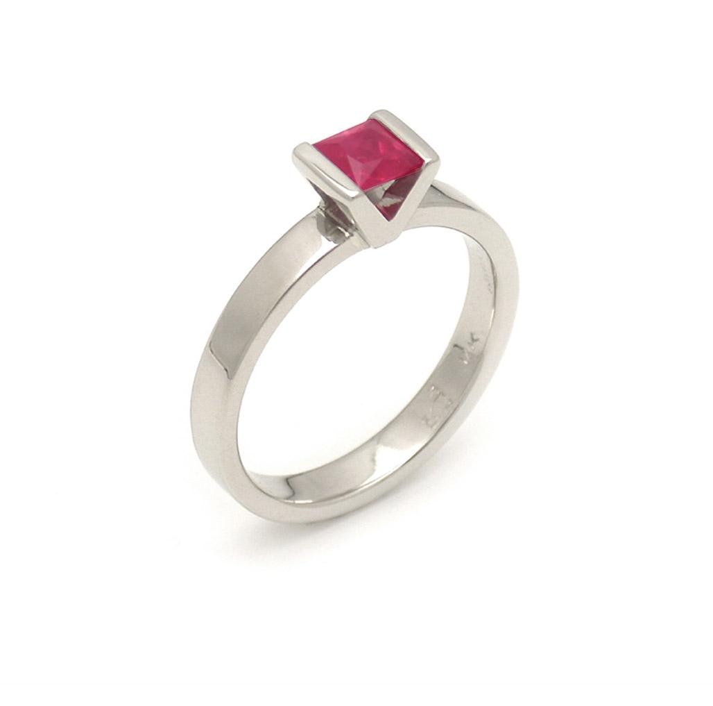 The Ruby Rebecca Ring