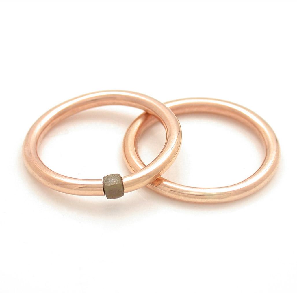 Rough Diamond Ring - Small