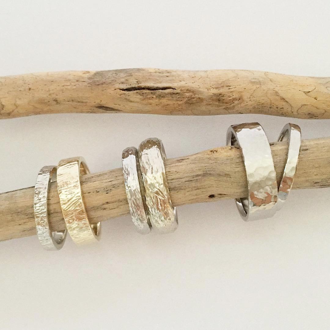 textured-gold-wedding-rings-bands-kim-drosdick.jpg