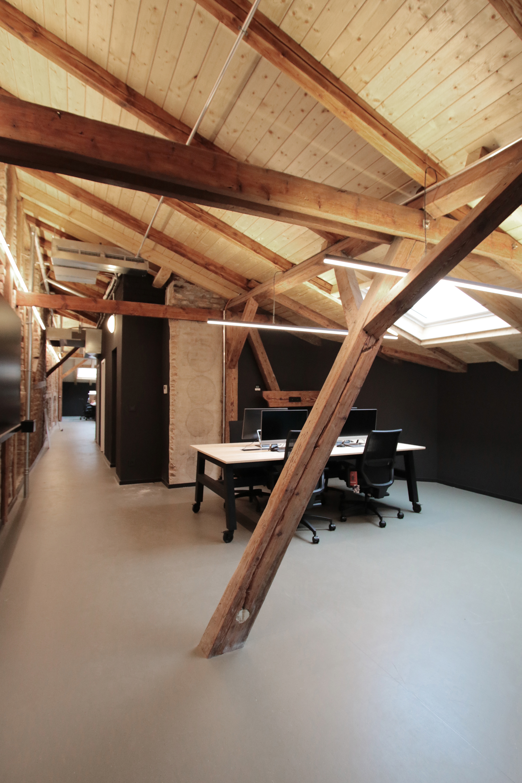 foundamental - Heidelberg Cement   OFFICE DESIGN I HANDMADE WORKBENCHES