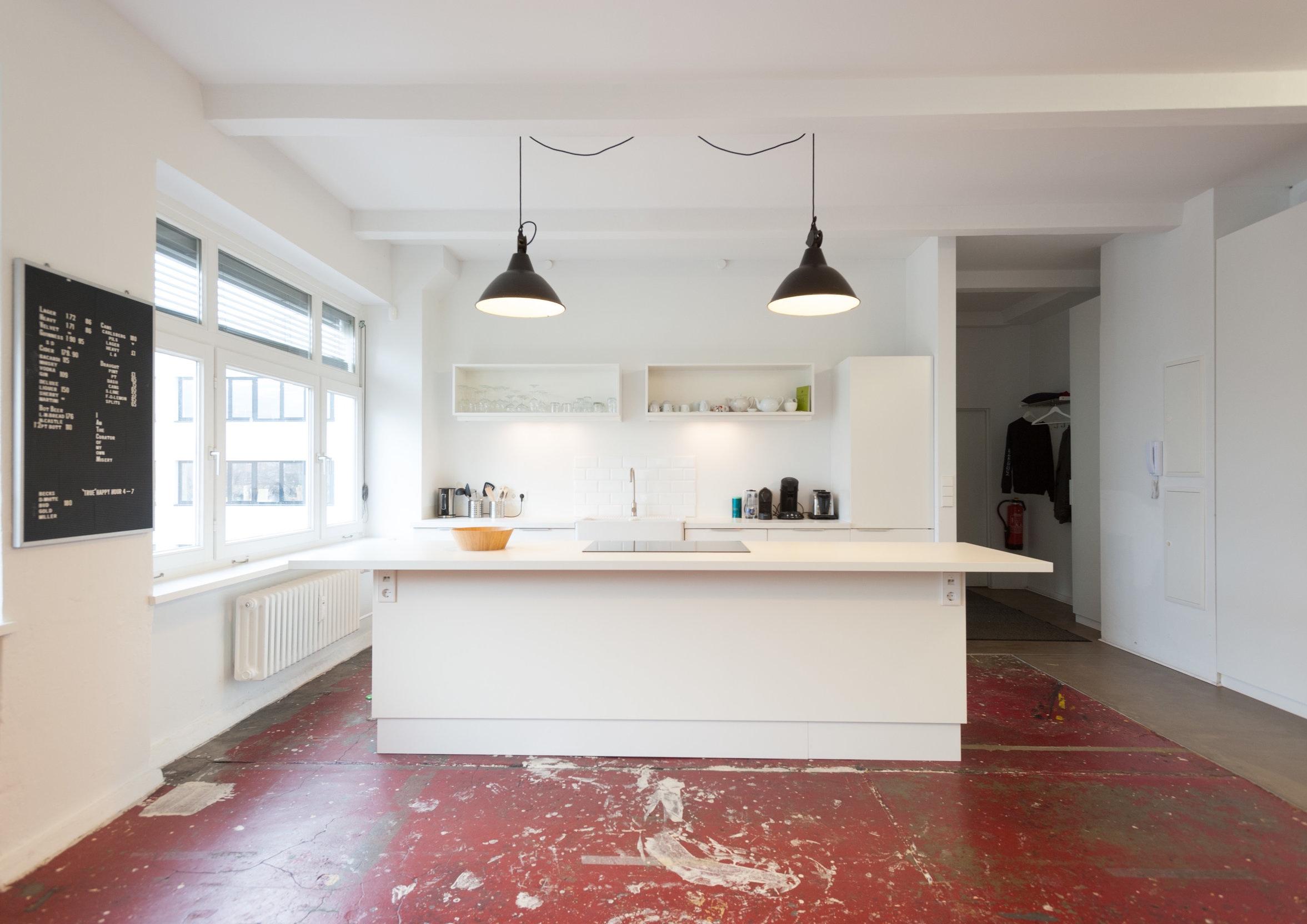 Douglas Gordon - Office Kitchen   OFFICE + KITCHEN DESIGN