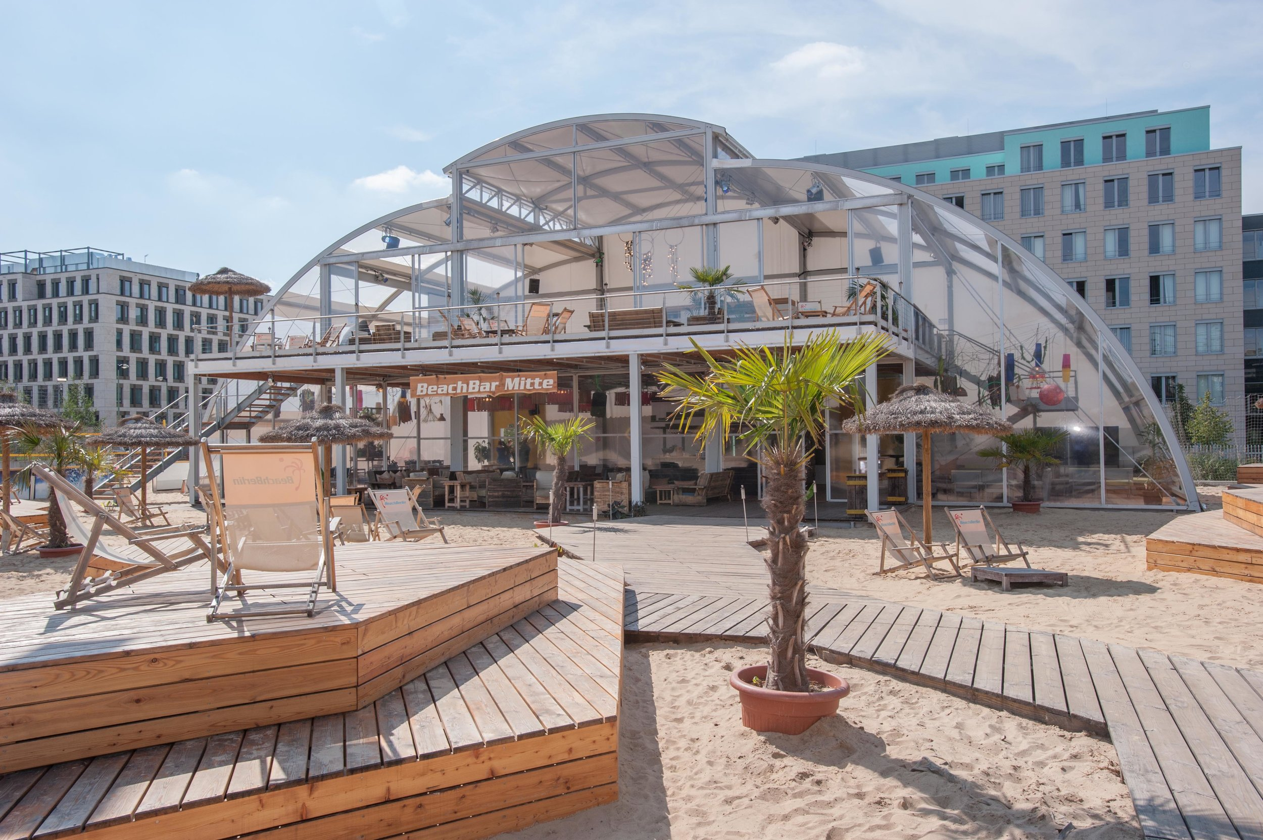 Beach Mitte   HOSPITALITY DESIGN I OUTDOOR LOUNGE