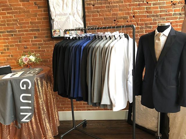 Tuxes are in house this weekend. Nov. 2nd and 3rd.  @generationtux @menguintux