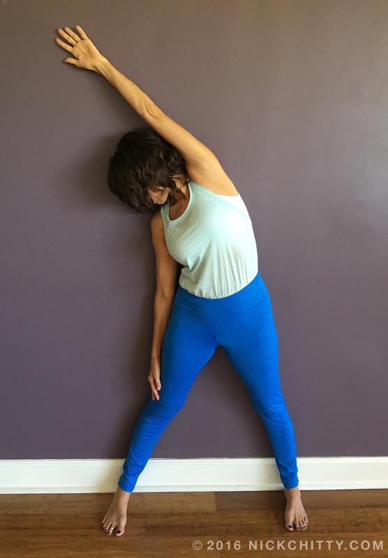Standing Side - Body Stretch