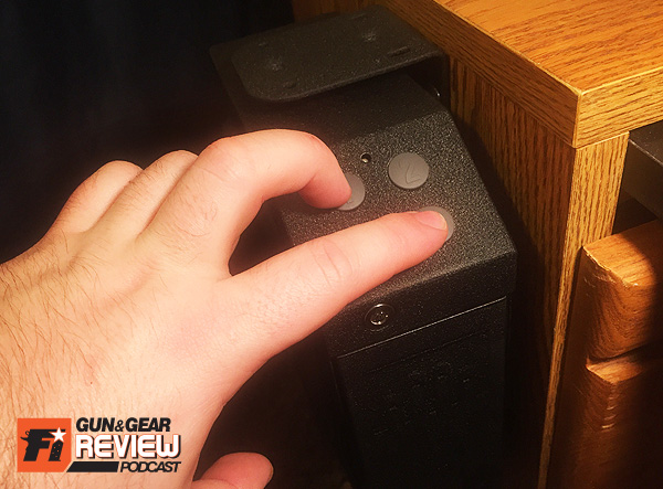 If you miss or are slow with the other finger slightly, the entry will be incorrect.