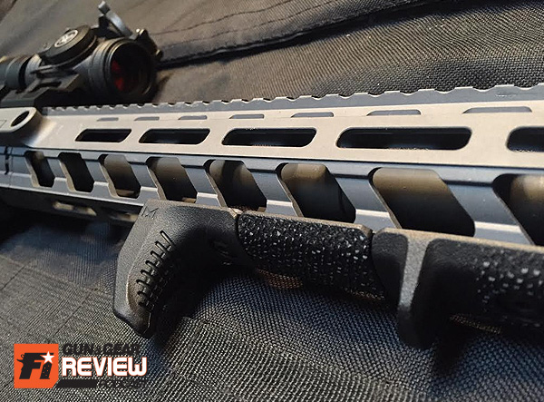 Lighter handguards are becoming the new trend in AR-15 building.