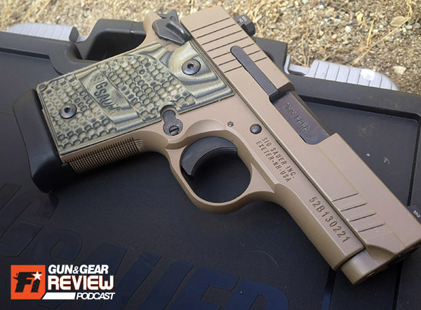 This lil devil of a pistol will be my reigning EDC for years to come because it conceals well, and shoots very well for its size.