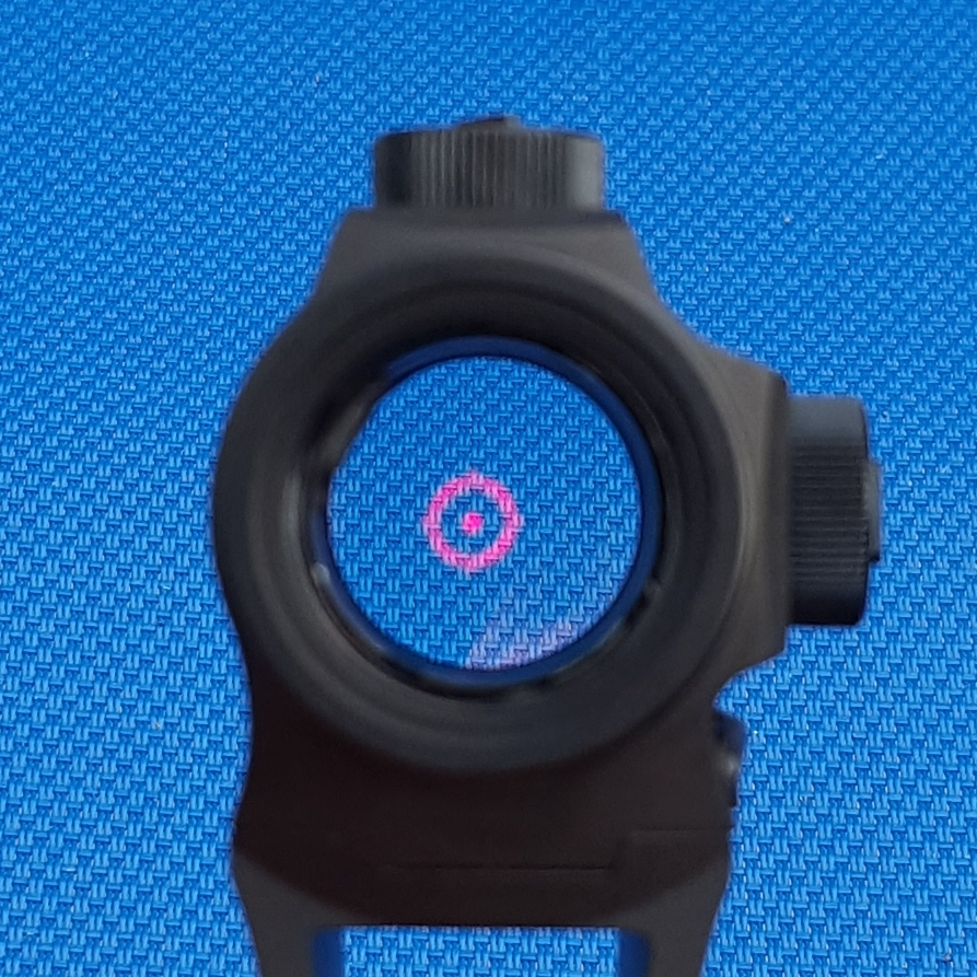 Circle Dot Reticle