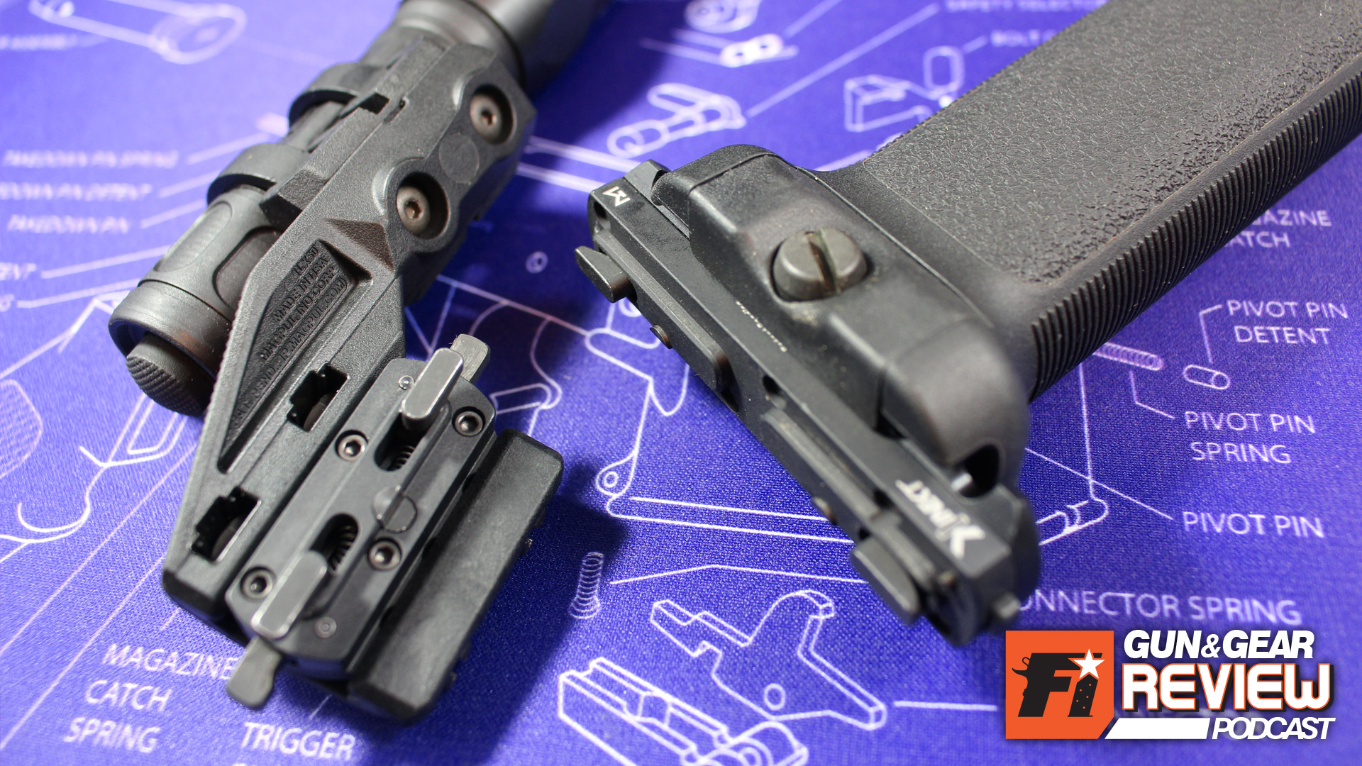 The beauty of Kinect is it converts ordinary picatinny-compatible accessories into M-LOK.