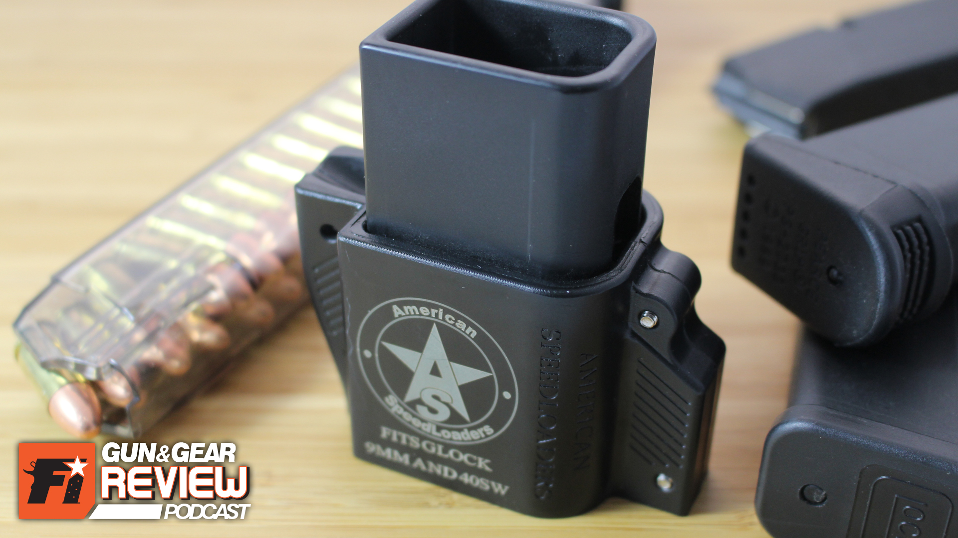 For a Glock owner, having a Speedloader that is faster than traditional loading can save time and the nerve endings in your fingers.