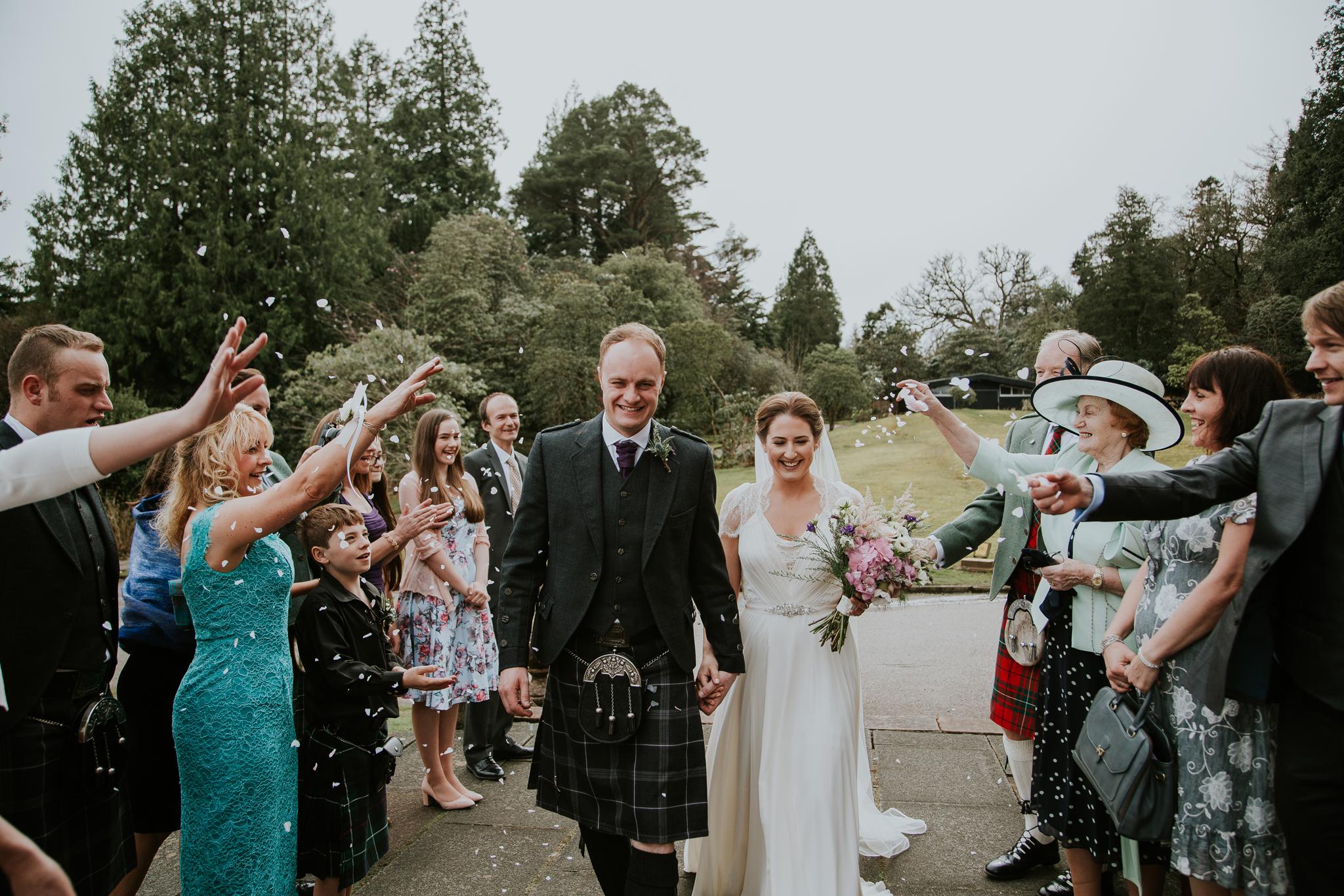wedding photographer in tarbert, Glasgow wedding photographer