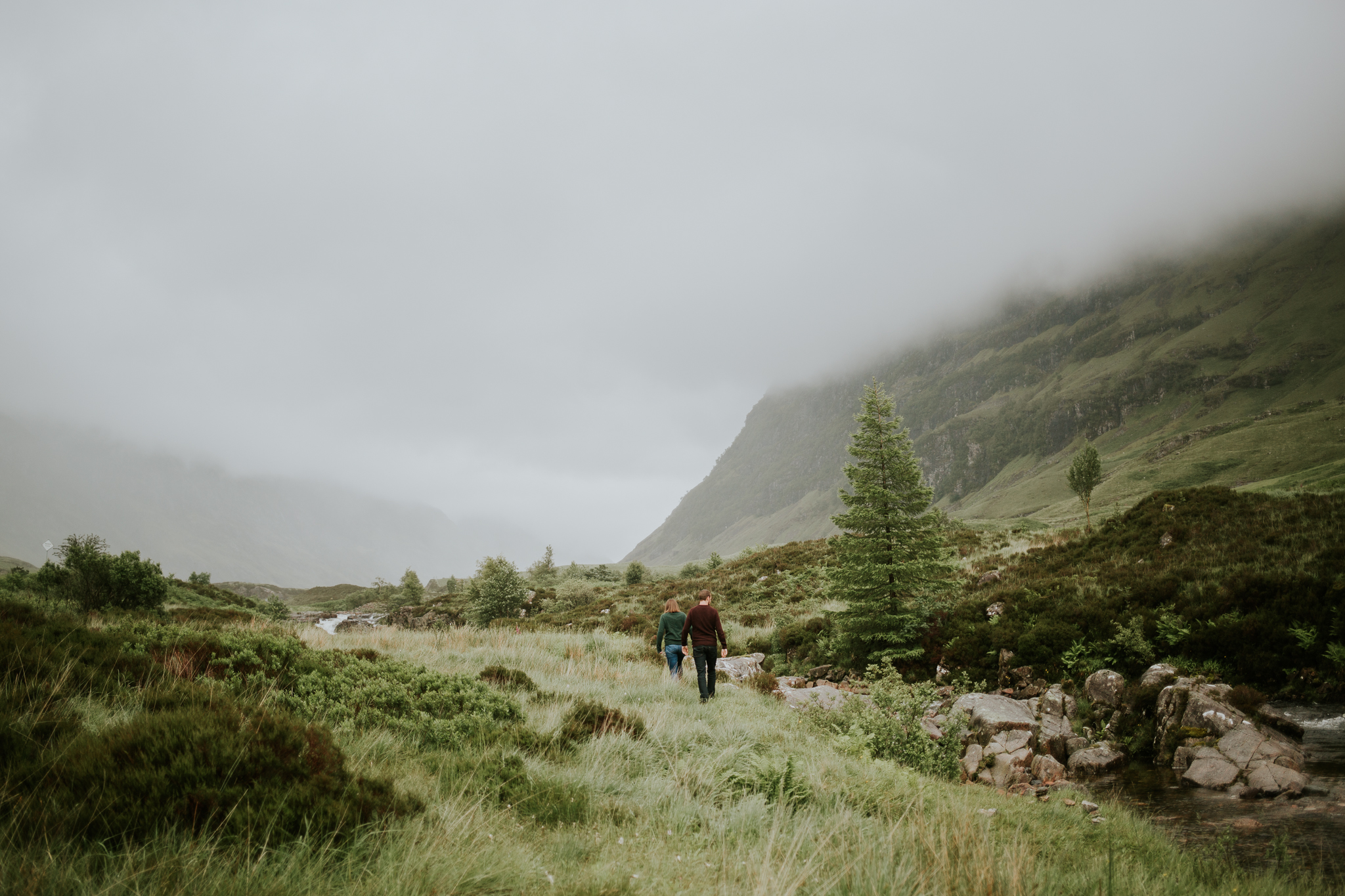 Glencoe & Scottish Highlands Wedding, Engagement and Elopement Photographer