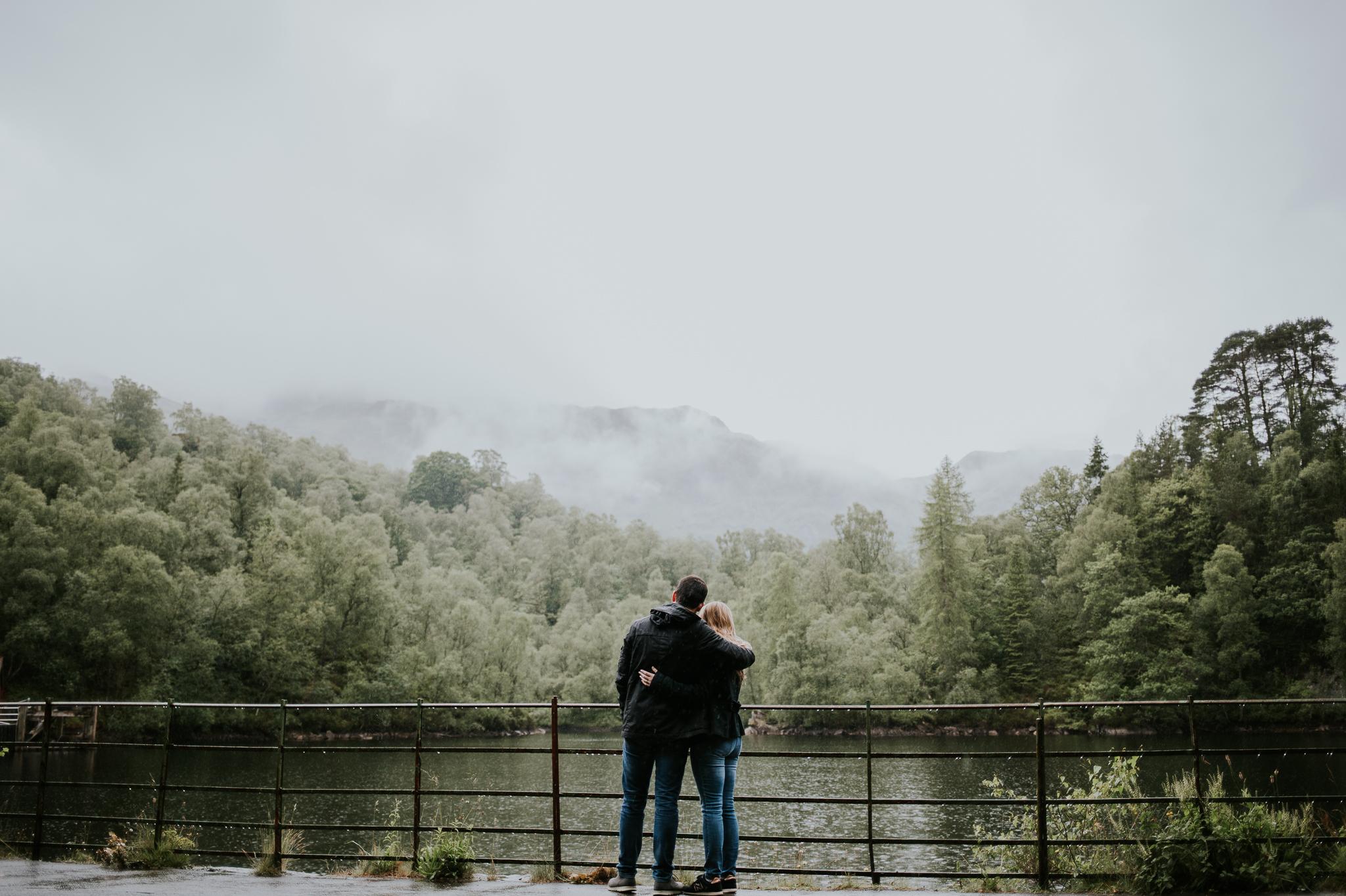 Glencoe and Scottish Highlands wedding and engagement photography
