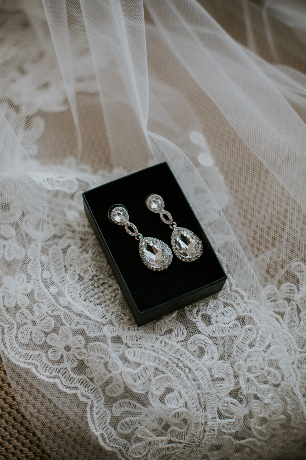 Kate's wedding earrings