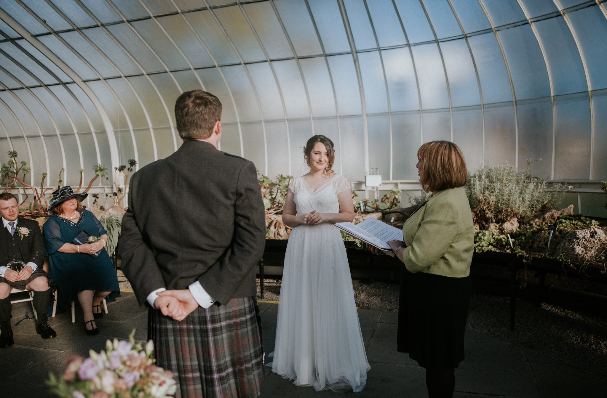 Cinematic style wedding photography in Glasgow, Edinburgh & Scotland