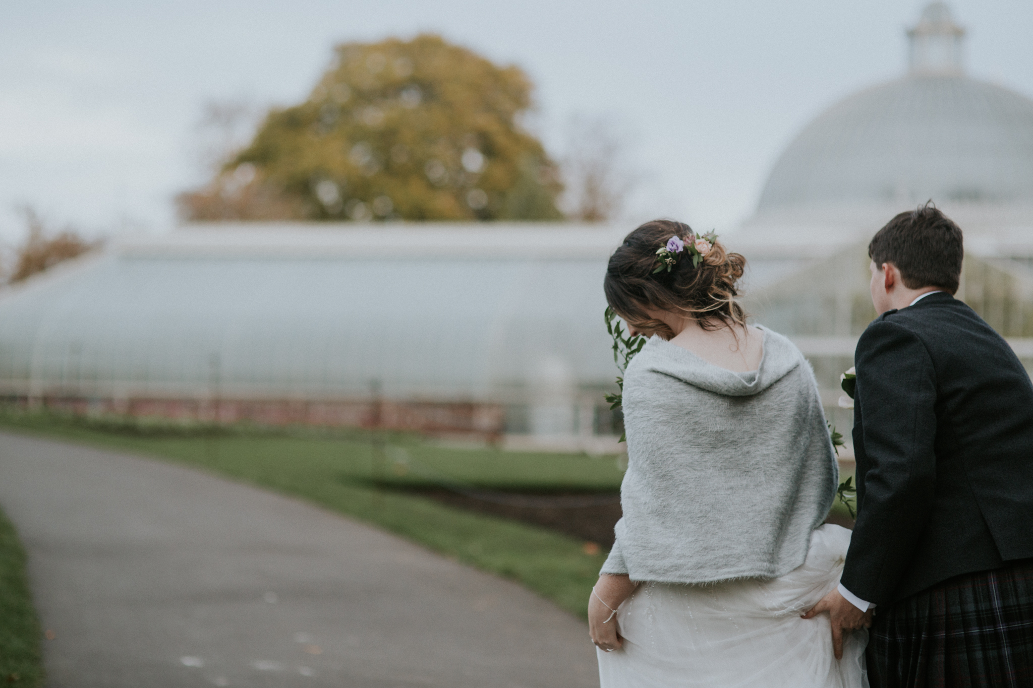 Creative wedding photography for modern couples