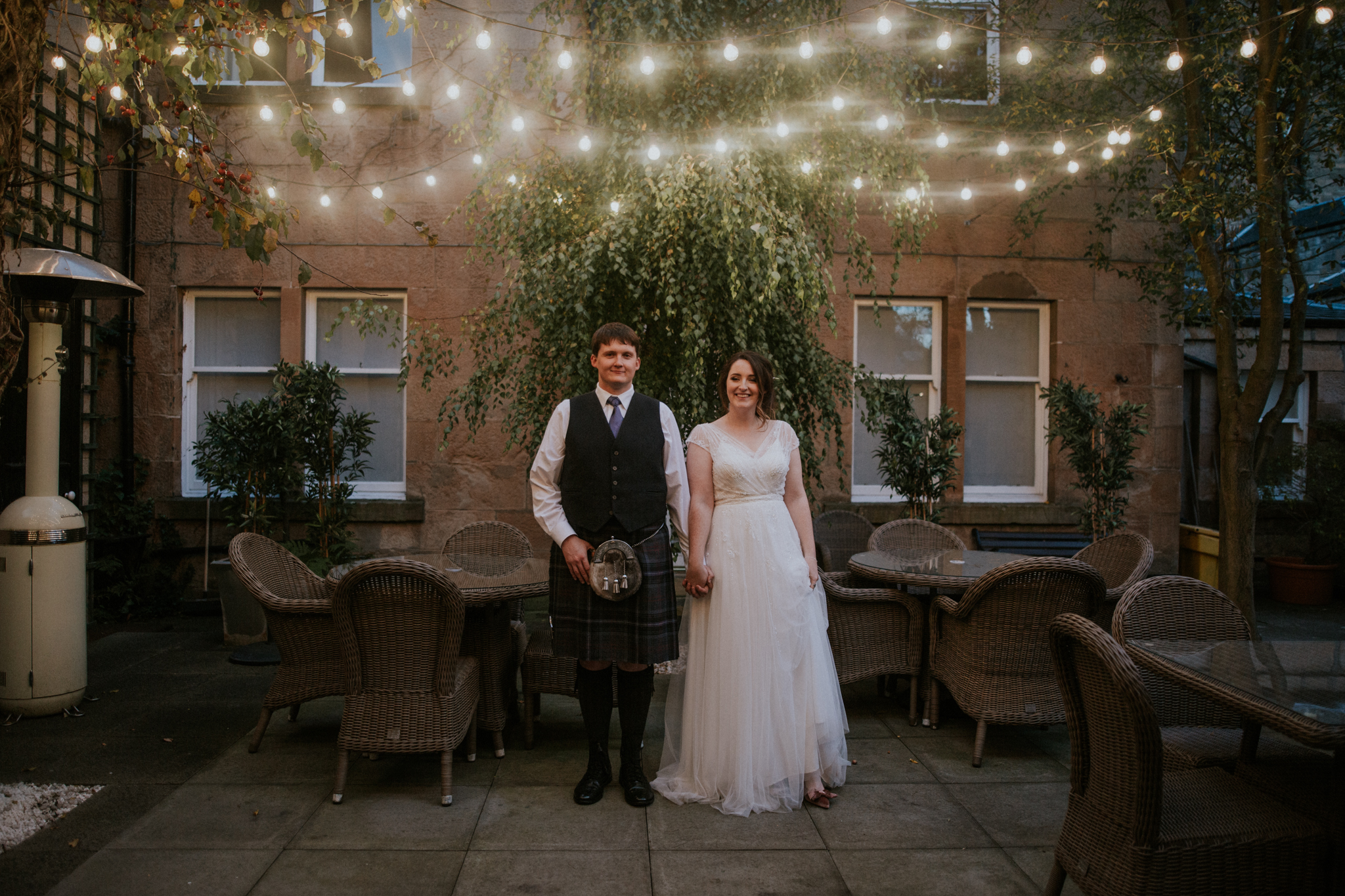 The best wedding photographer in Scotland
