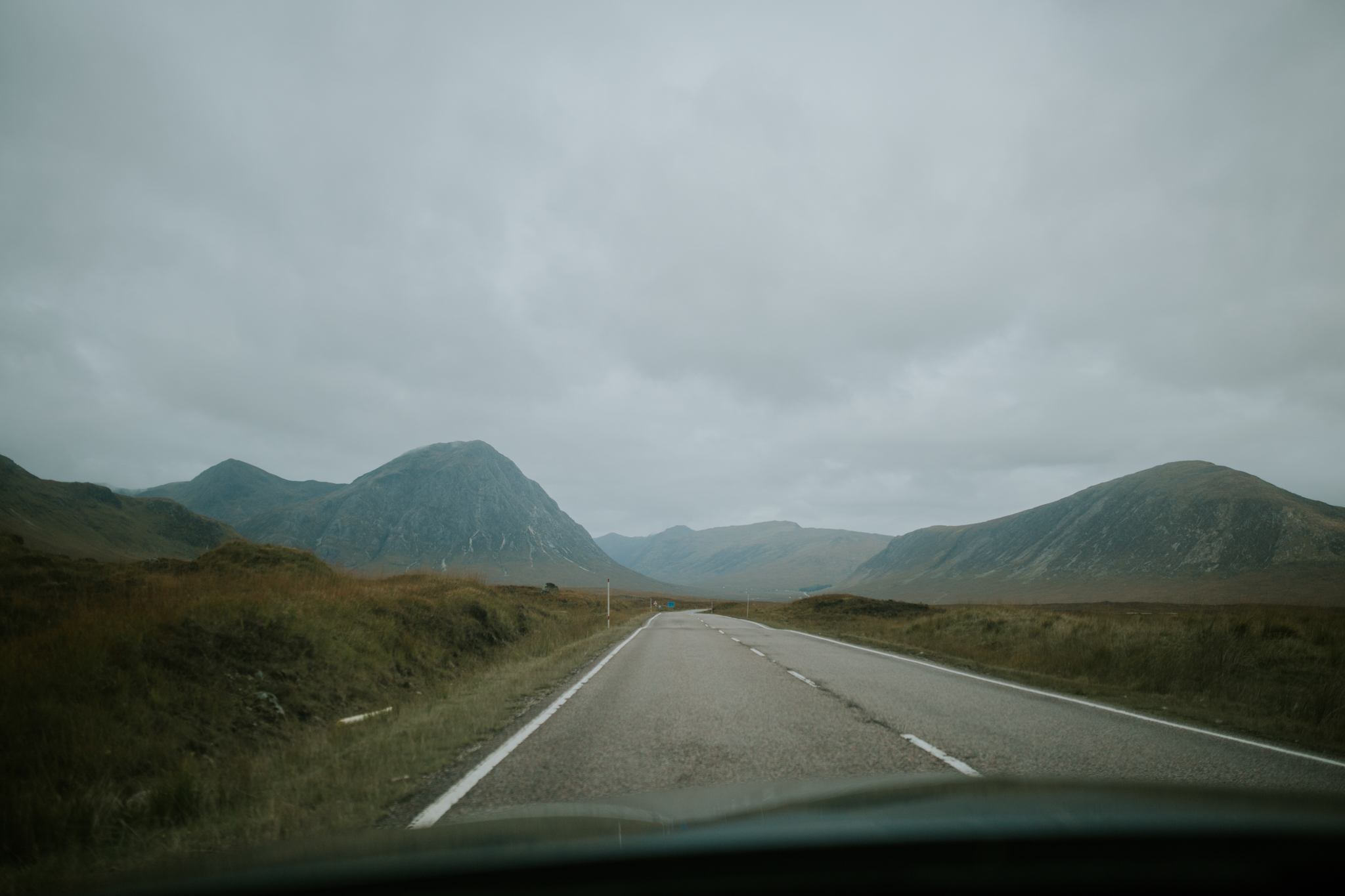 A trip to the spectacular Glencoe for the one year anniversary adventure Australian elopement in a Scottish Highlands