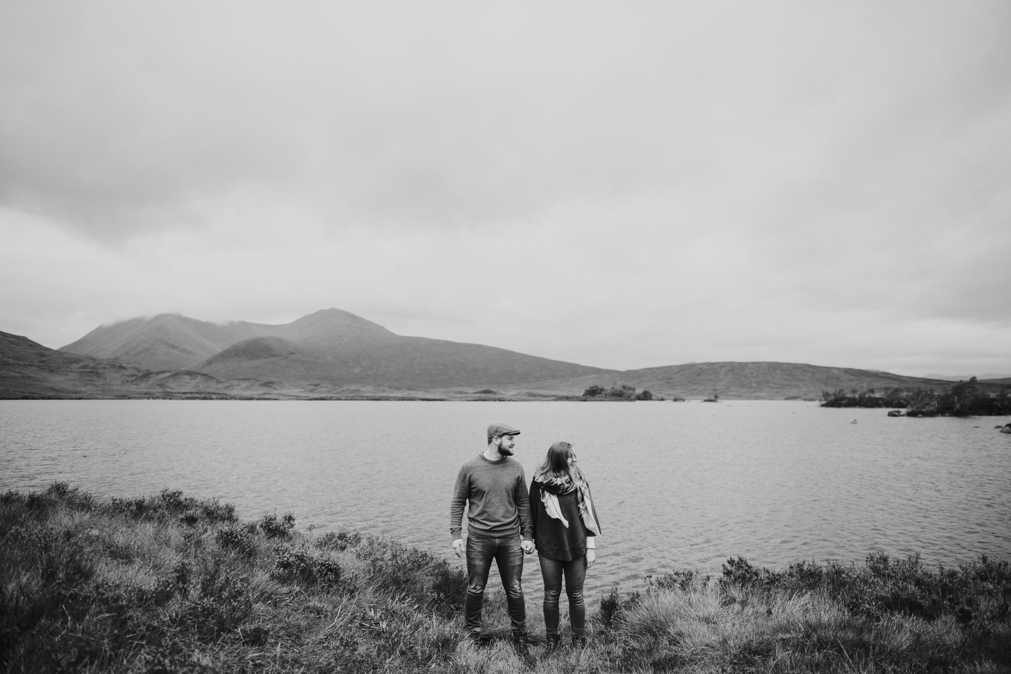 Glencoe moody dark photos