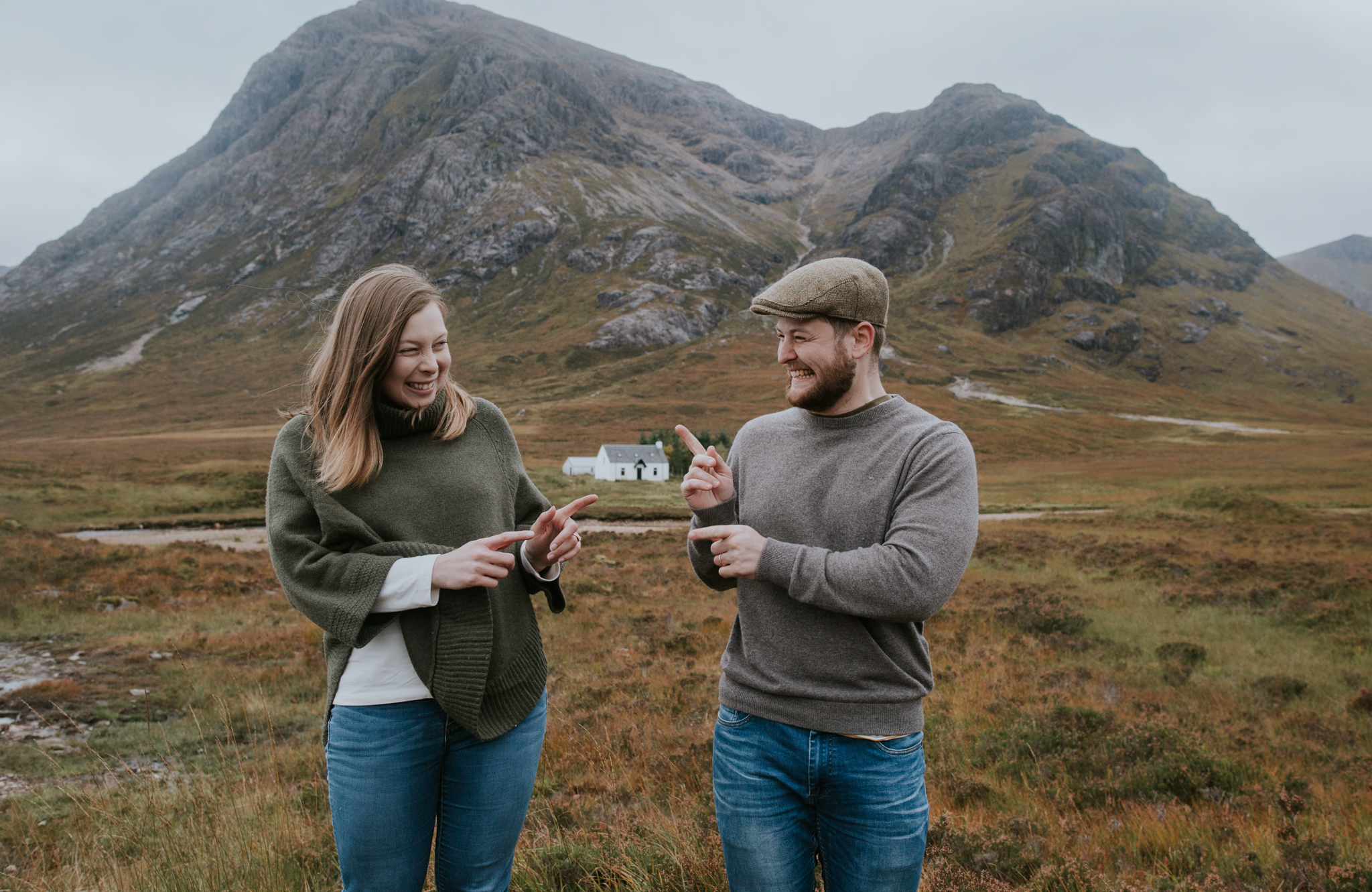 Documentary elopement and wedding photography in Scotland