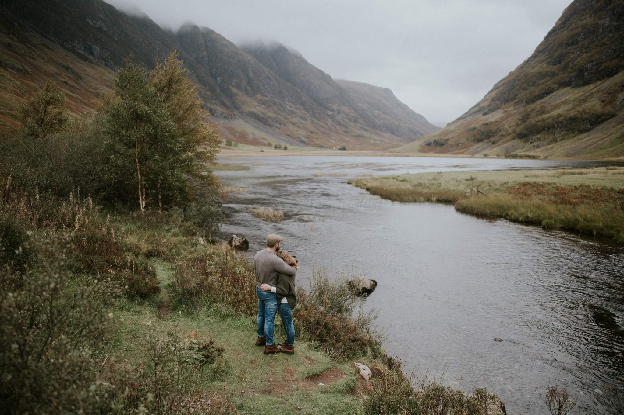 Scottish wedding and elopement photographer