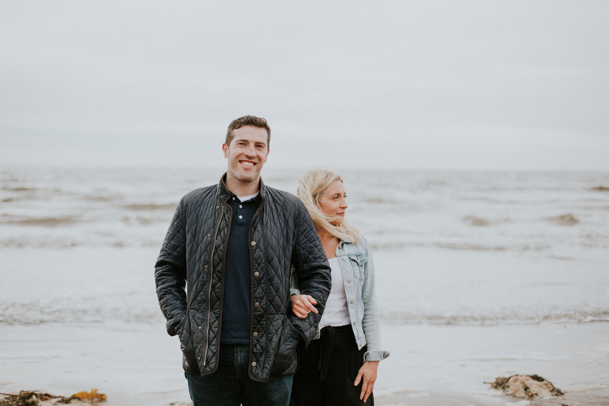 Alternative wedding and engagement photographer in Scotland
