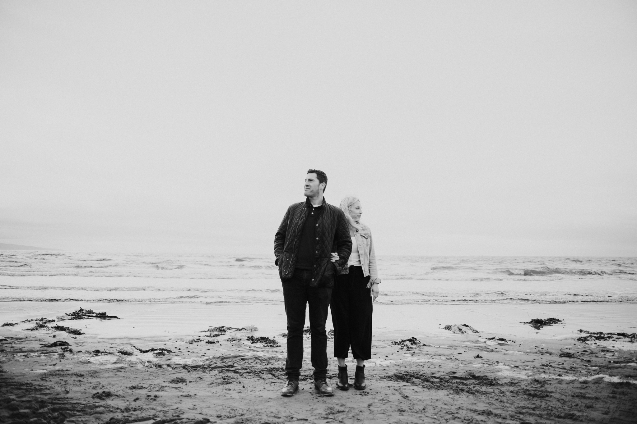 Creative and alternative wedding and engagement photography in Scotland