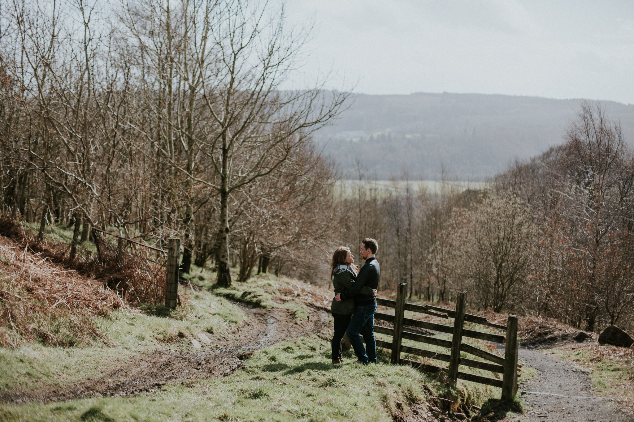 Creative wedding and engagement photographer for modern couples