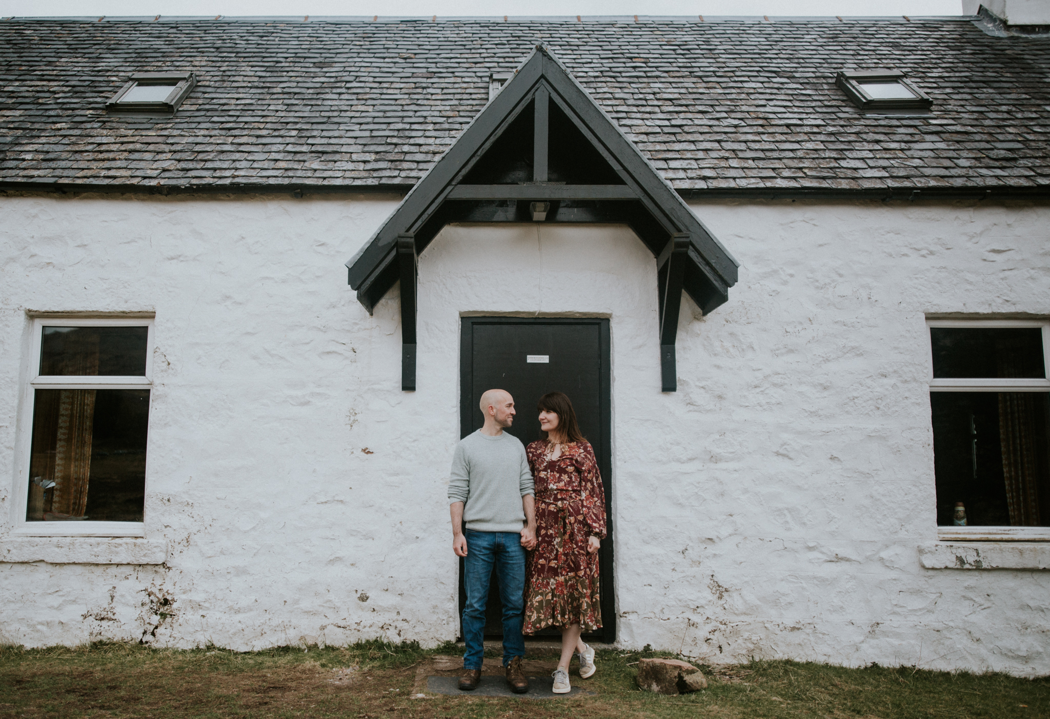 Alternative Wedding and Elopement Photographer in Scotland
