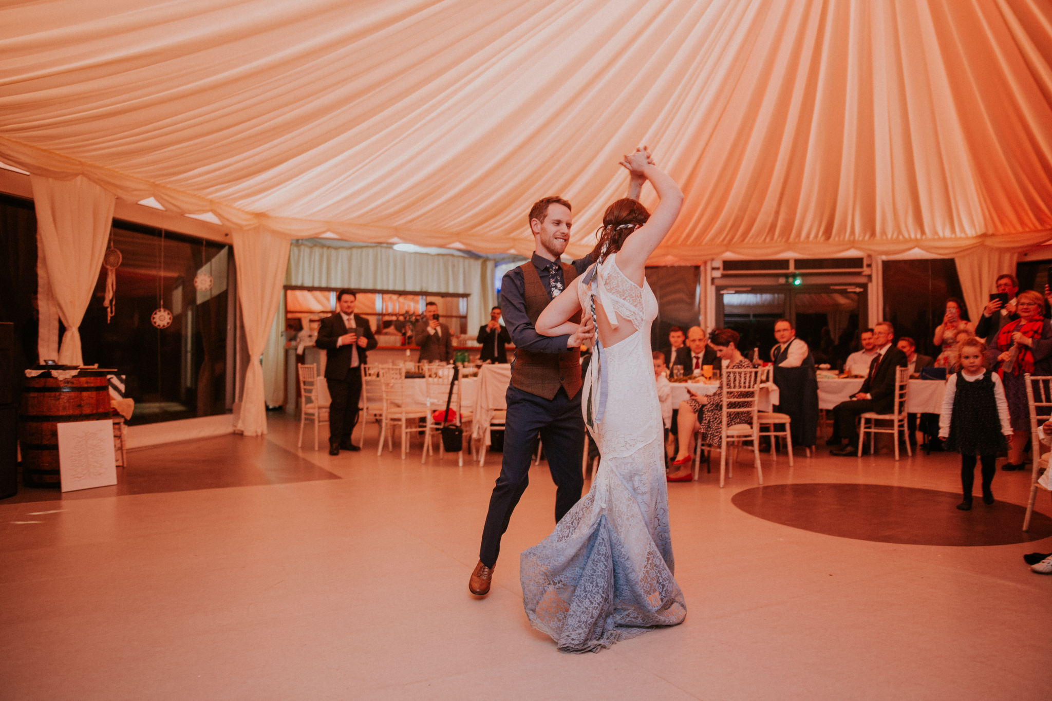First dance as a husband and wife