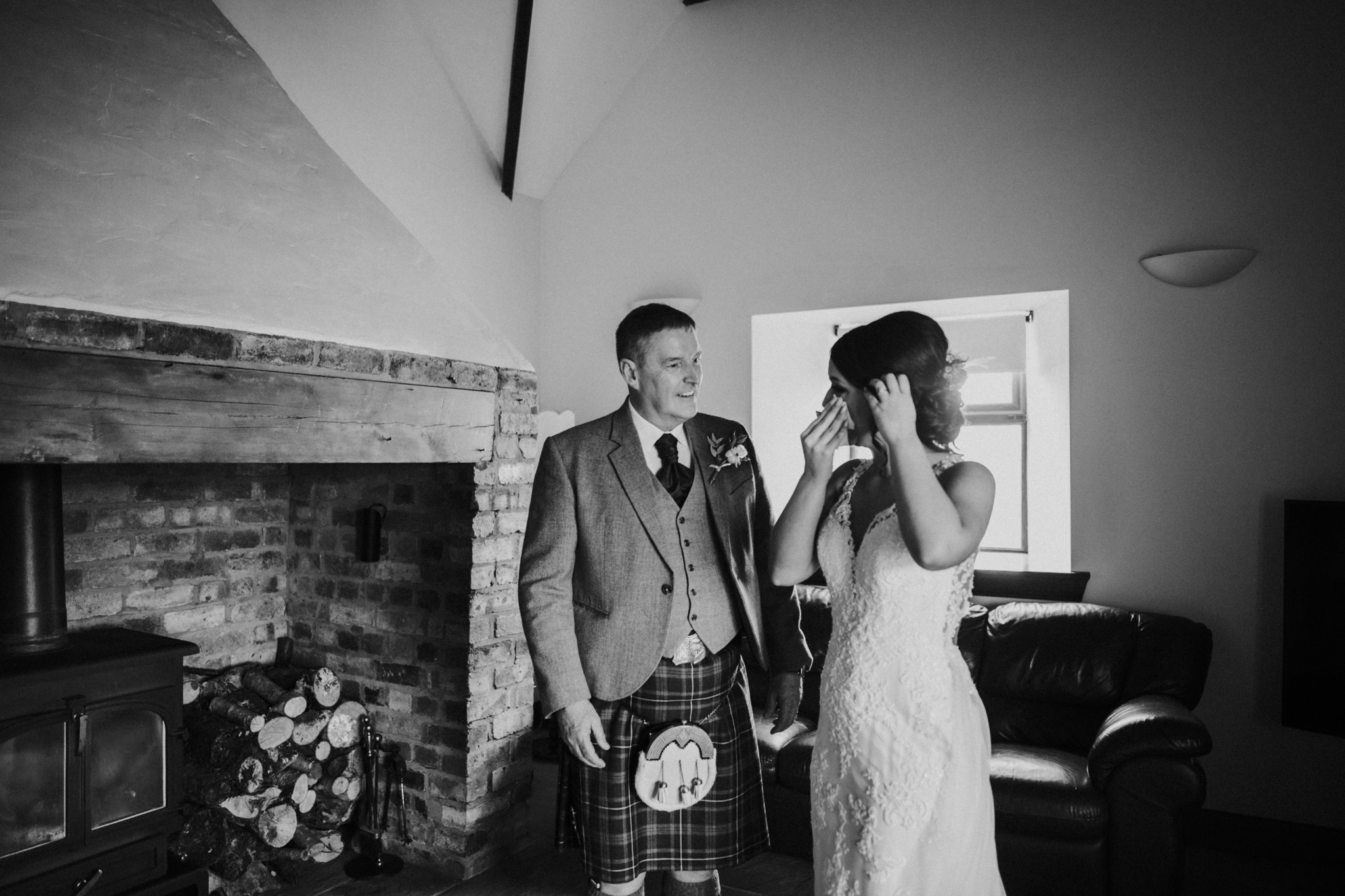 Emotional , real and creative wedding photography in Scotland, Glasgow