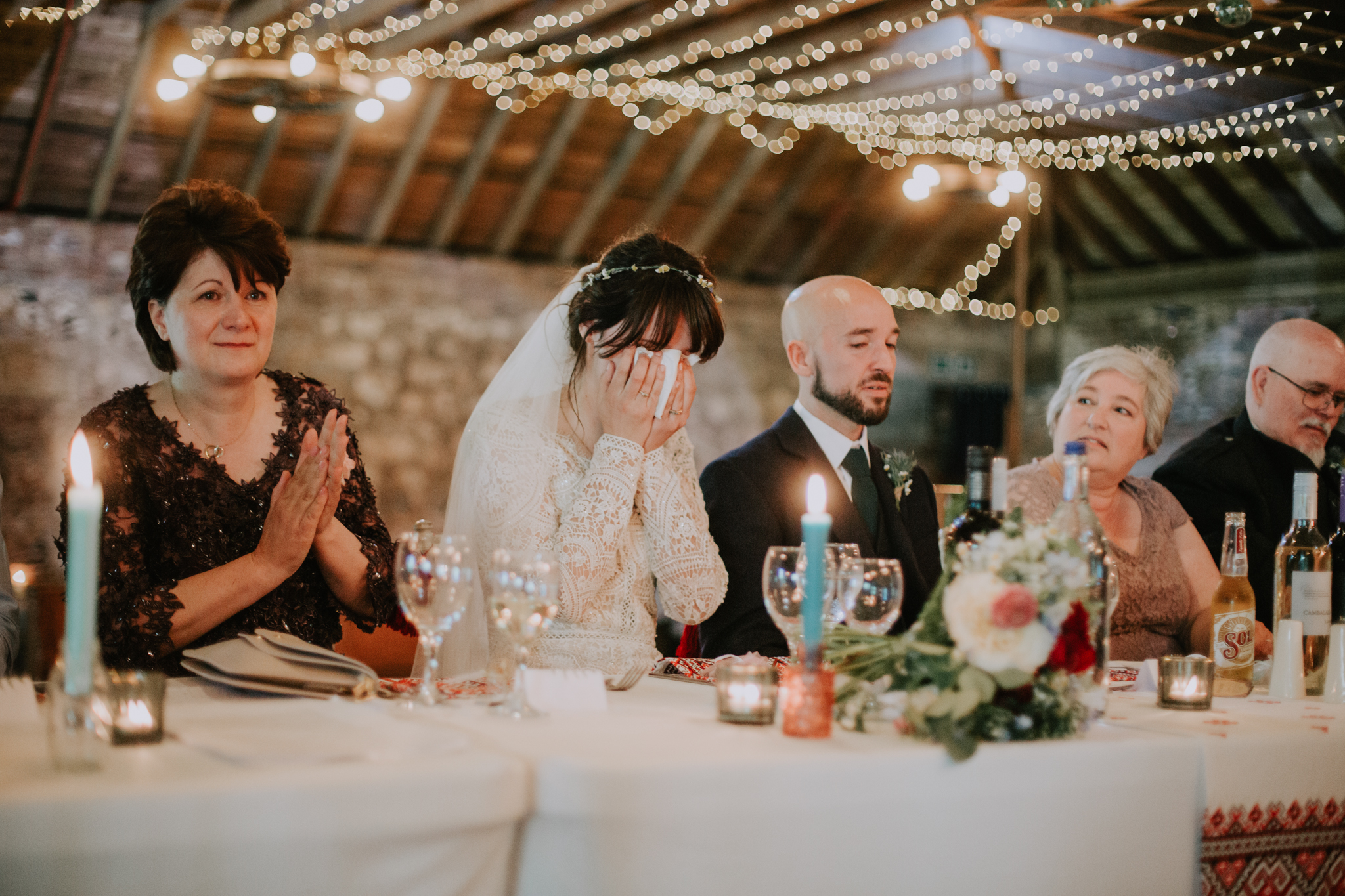 Natural wedding photographer in Edinburgh