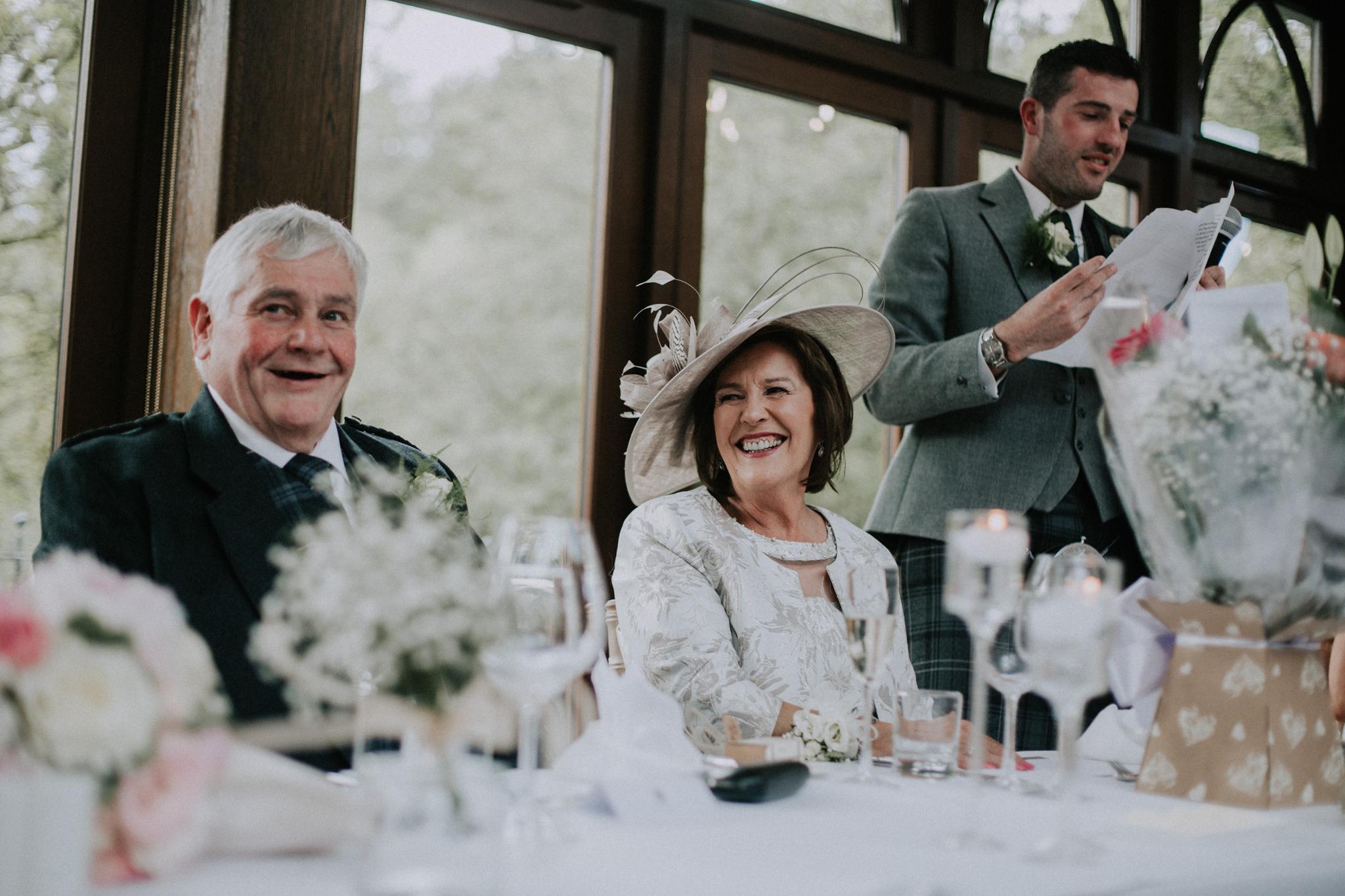Creative fine art wedding photography in Scotland