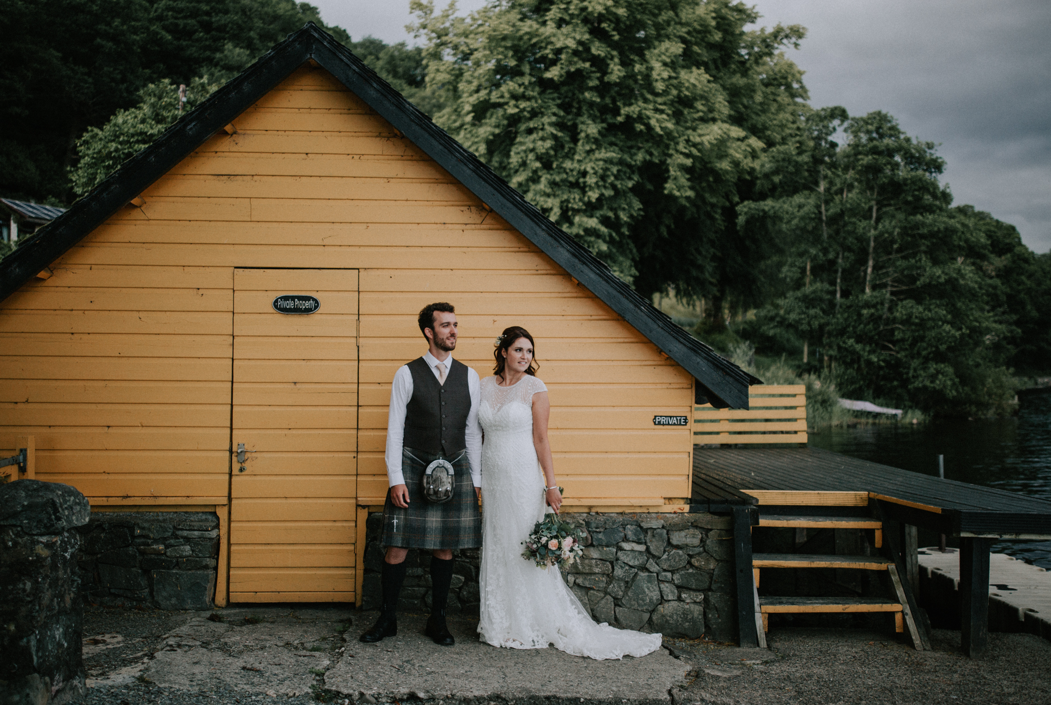 Altskeith Country House Glasgow based wedding photographer in Scotland