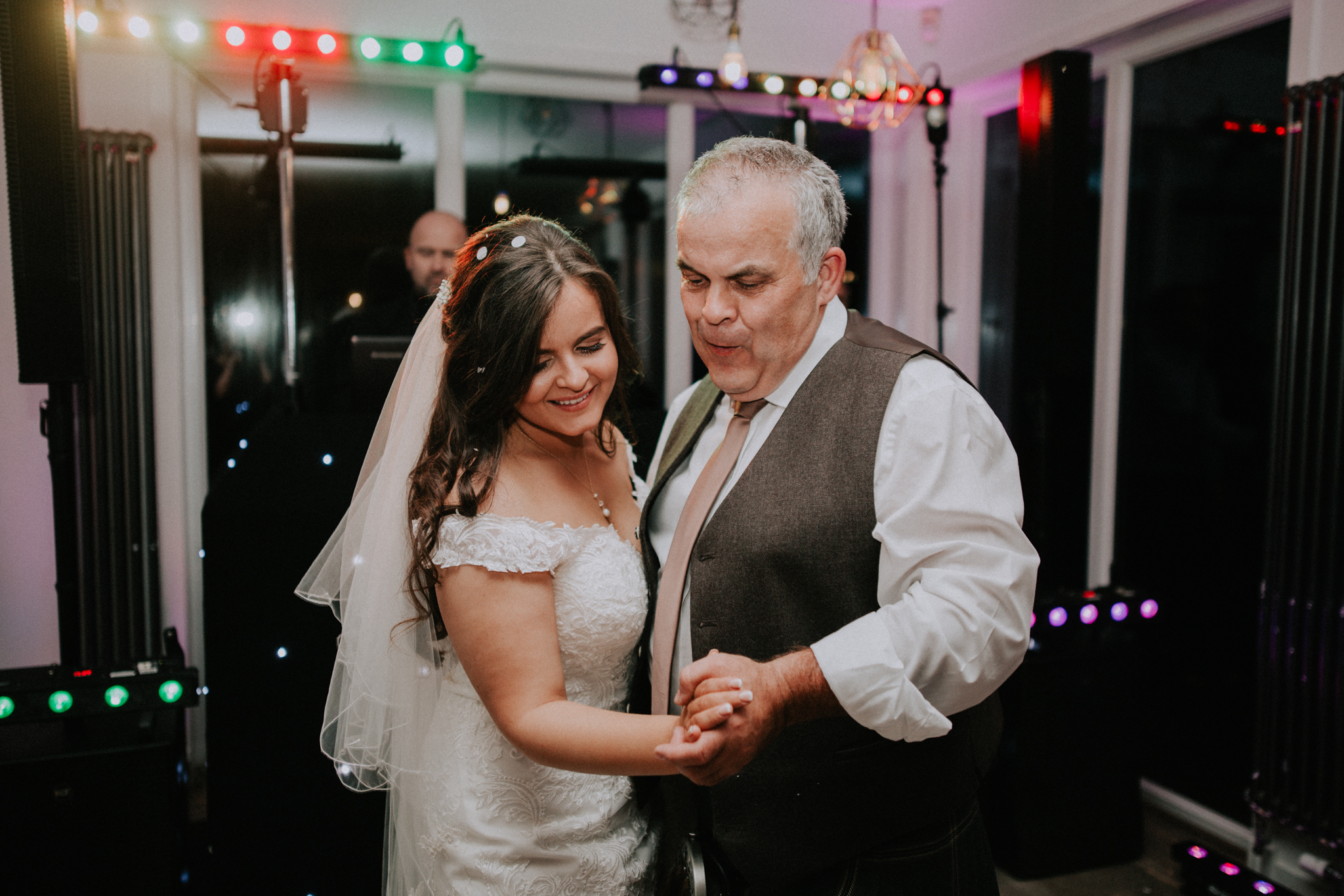 First dance as a mrs. with the dad