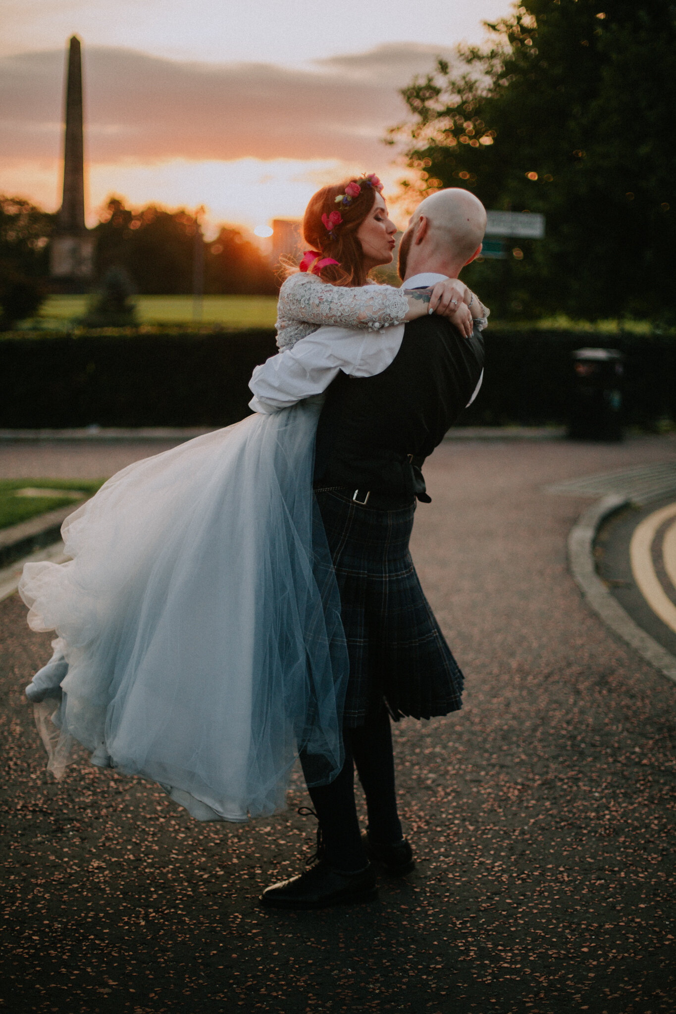 Wedding photography prices in Scotland, Glasgow