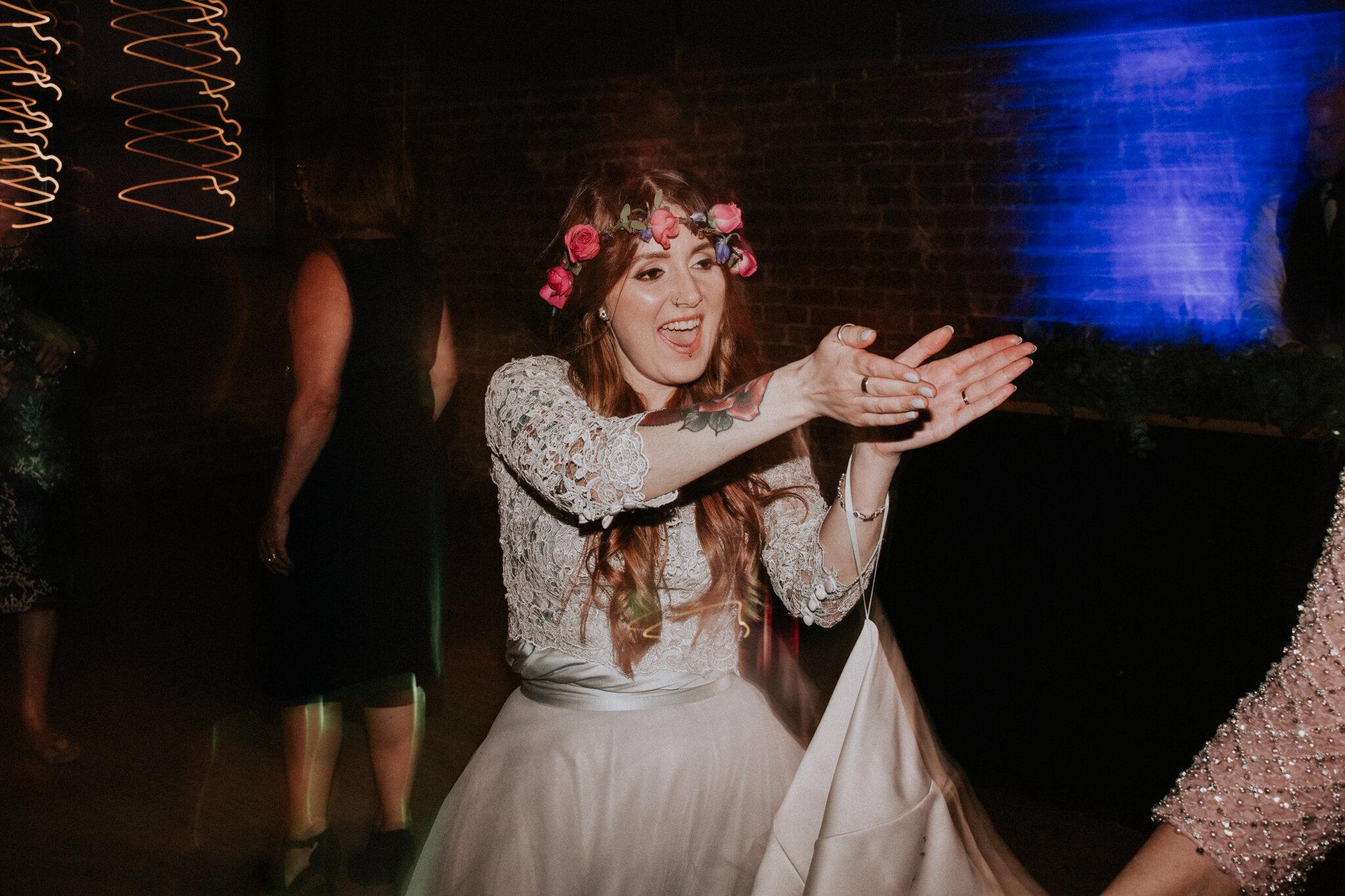 The best Edinburgh wedding photographer