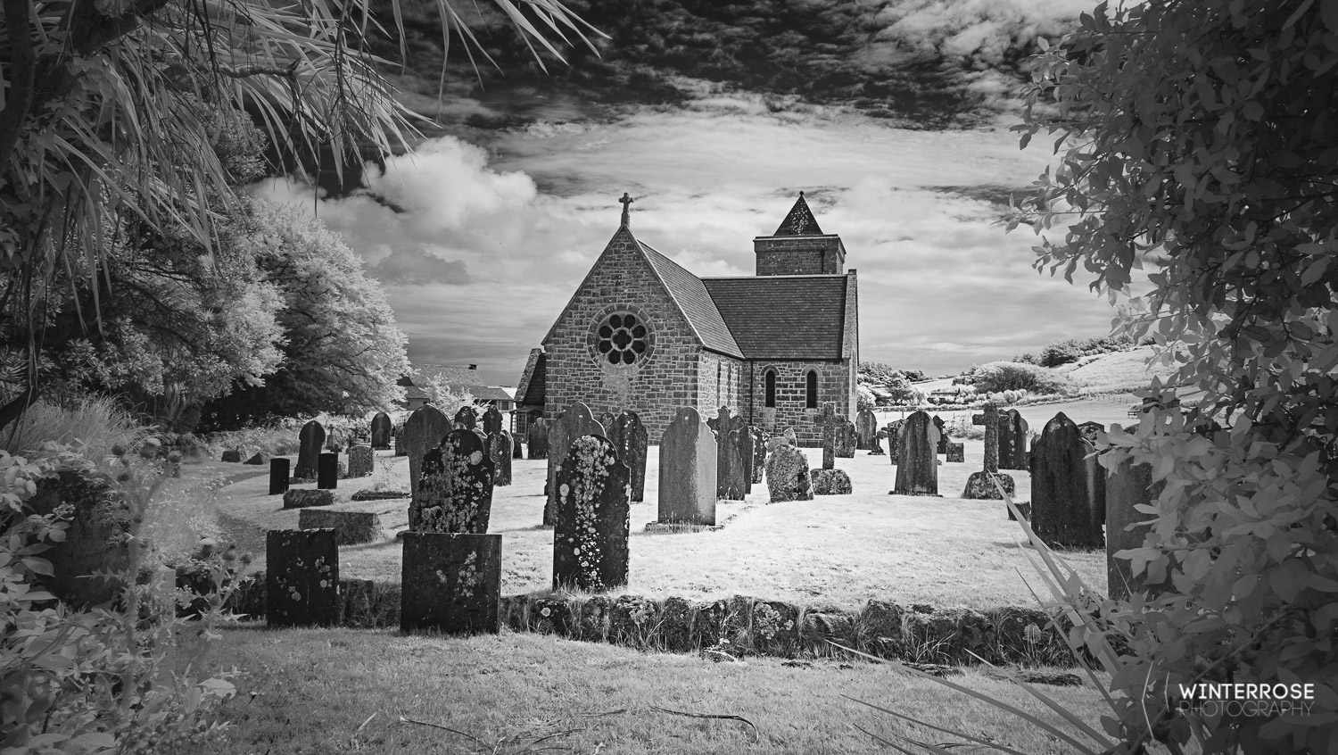 St. Andrews Church on Tresco