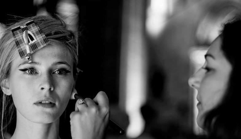 Makeup Artist Ana Cruzalegui          Photo Credit: PSD Photo