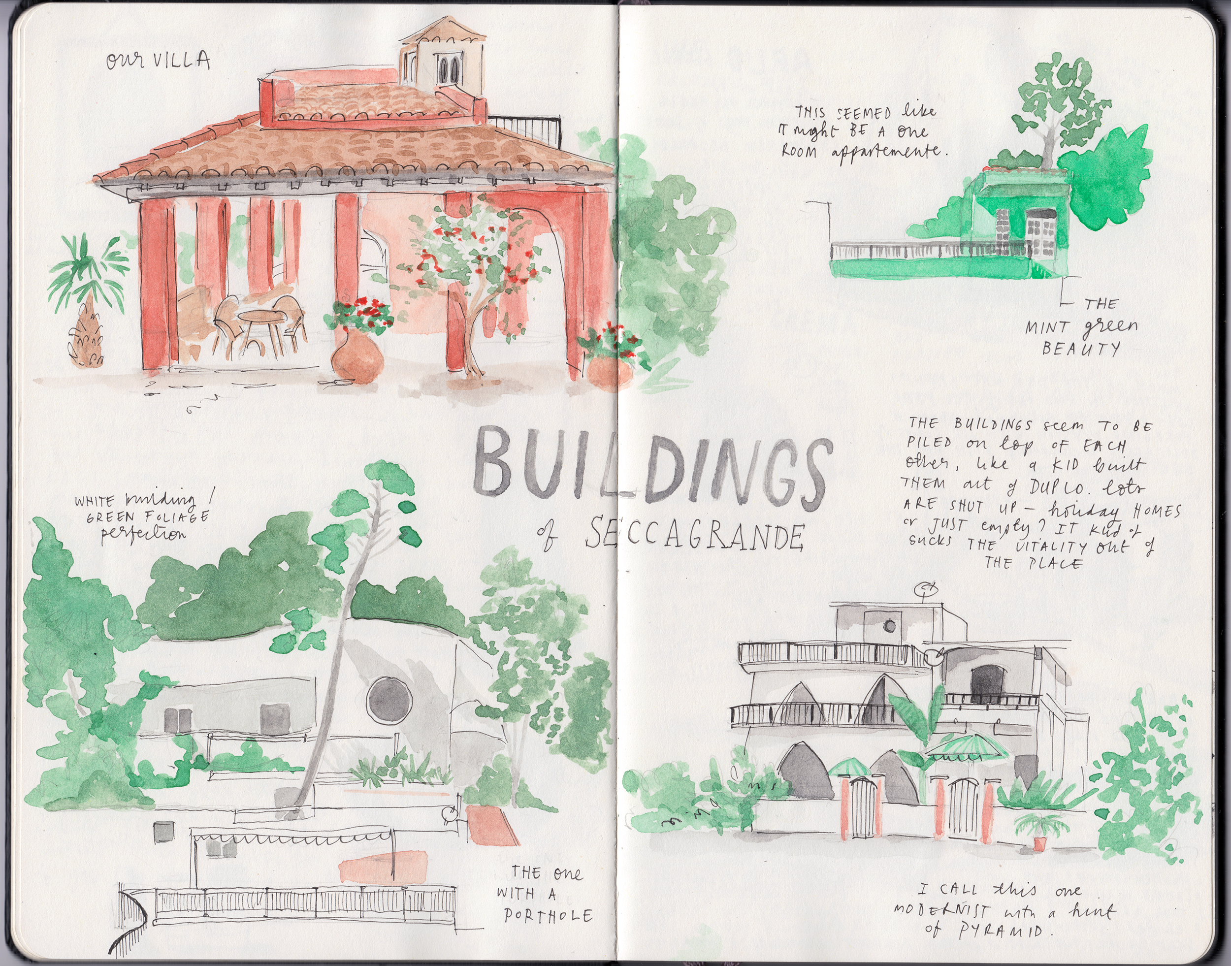 Illustrated journal of Sicily 3