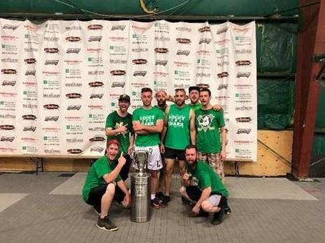 Men's D4 B - Mighty Ducks