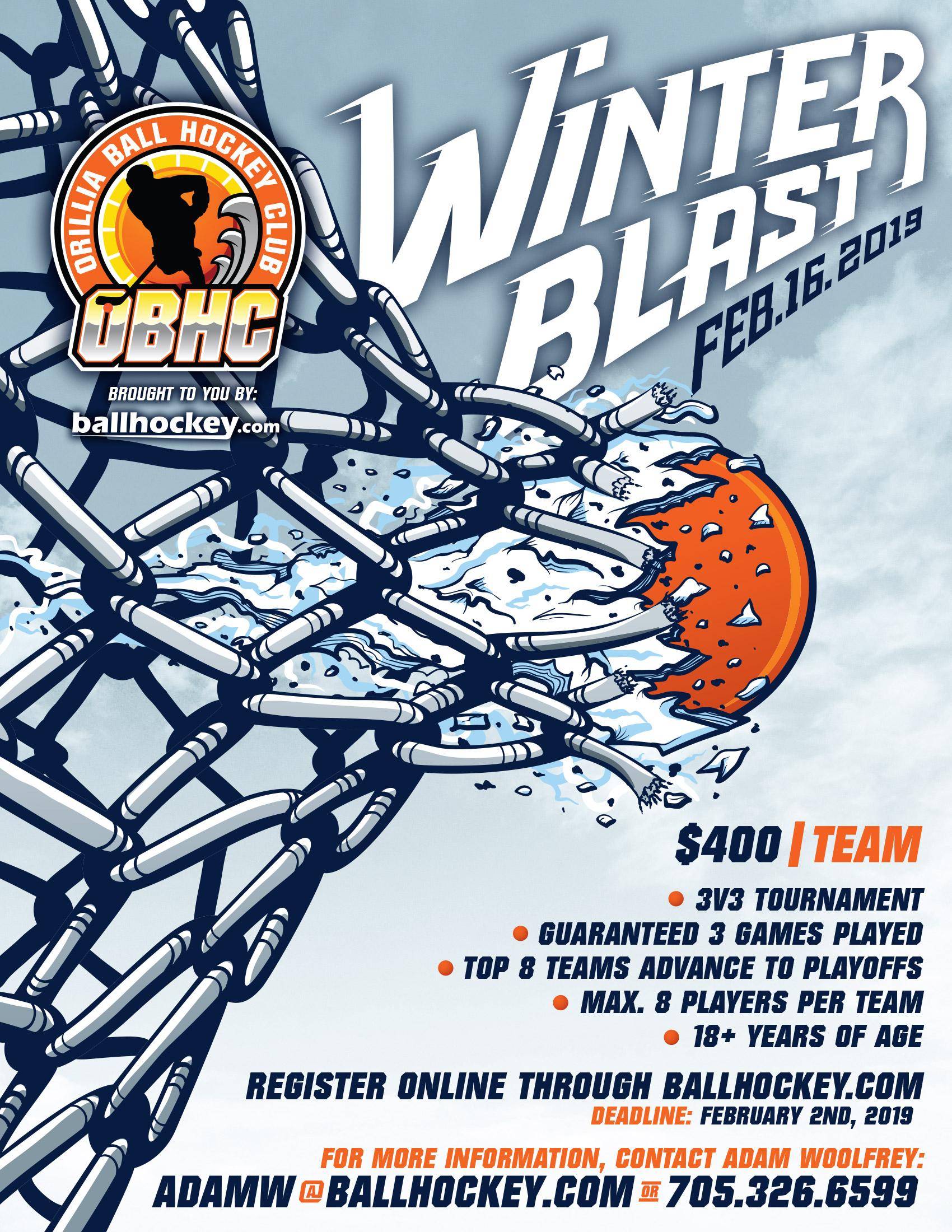 Events Ballhockey Com