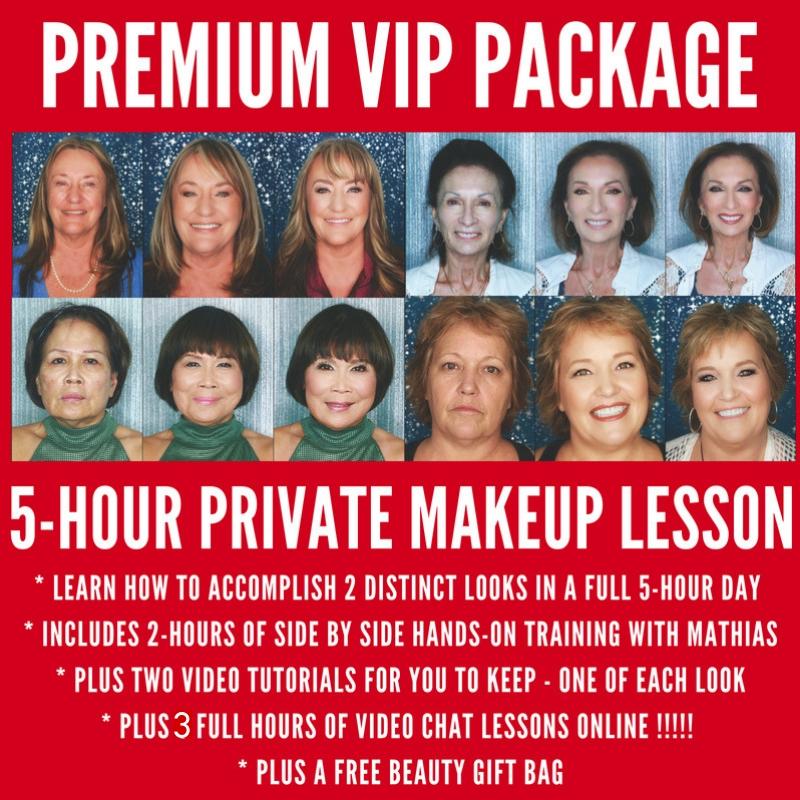 Personal Makeup Lessons Mathias4makeup