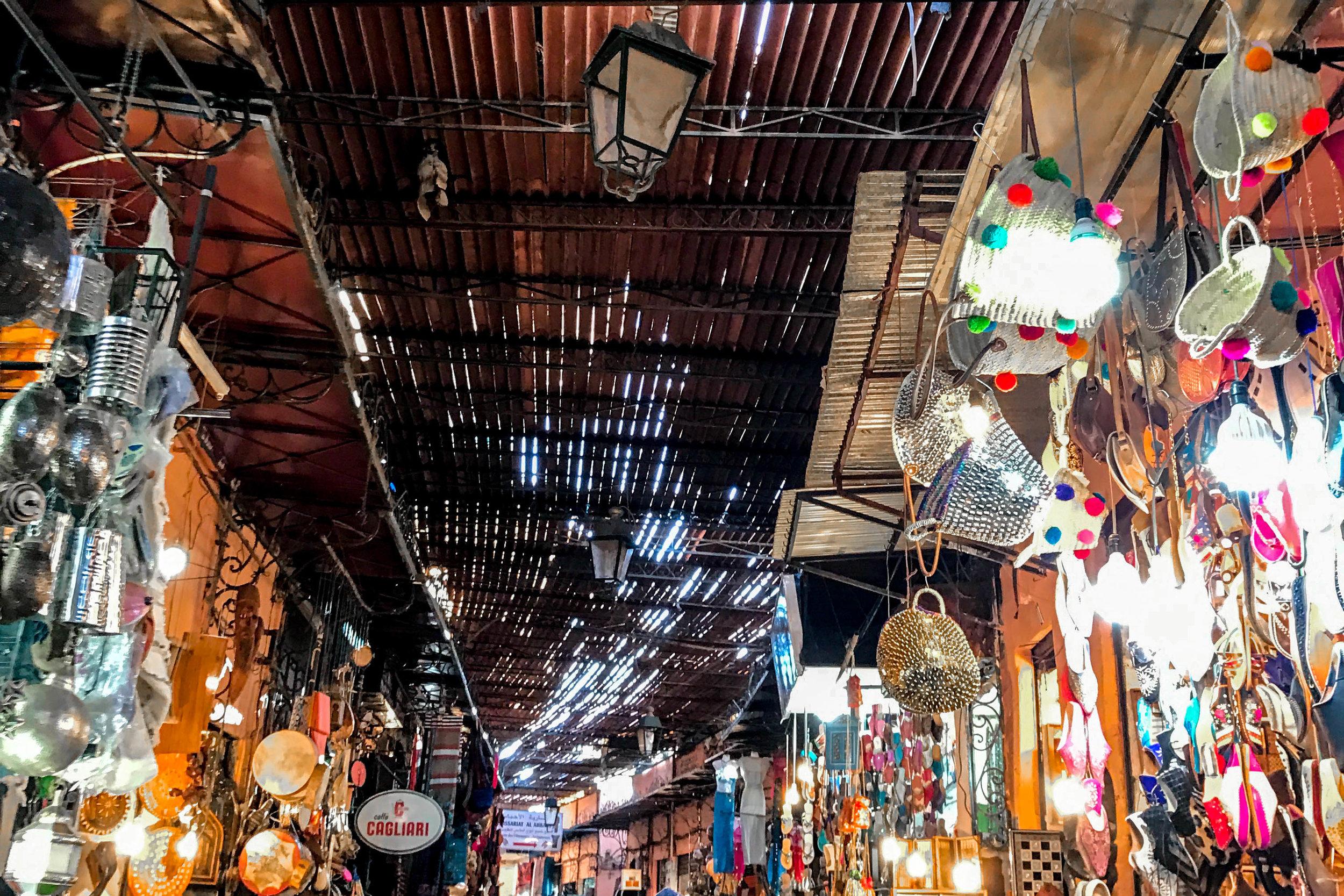 Marrakech_medina