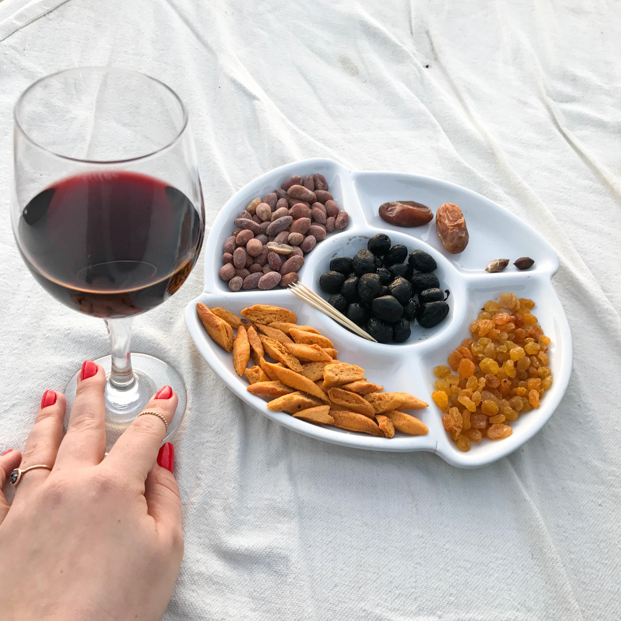 Wine_nuts