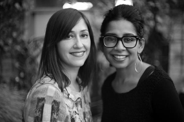 Heather Green and Sathya Balakumar, the duo behind Lakum