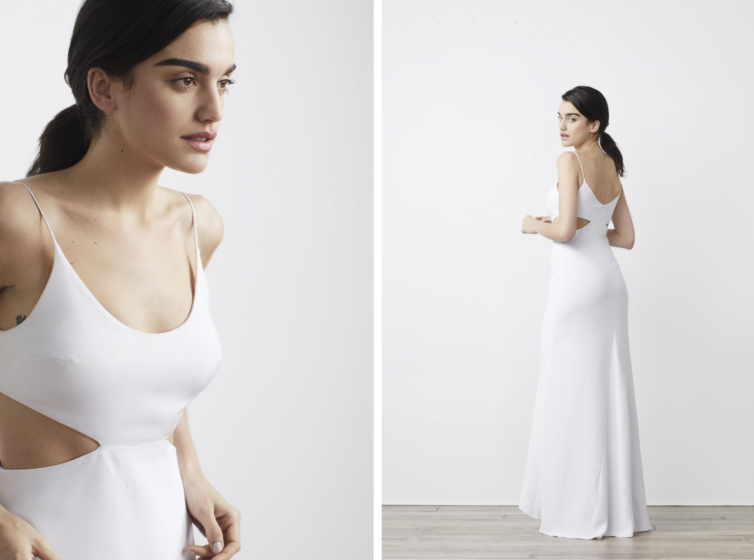 Lakum's Natlie gown