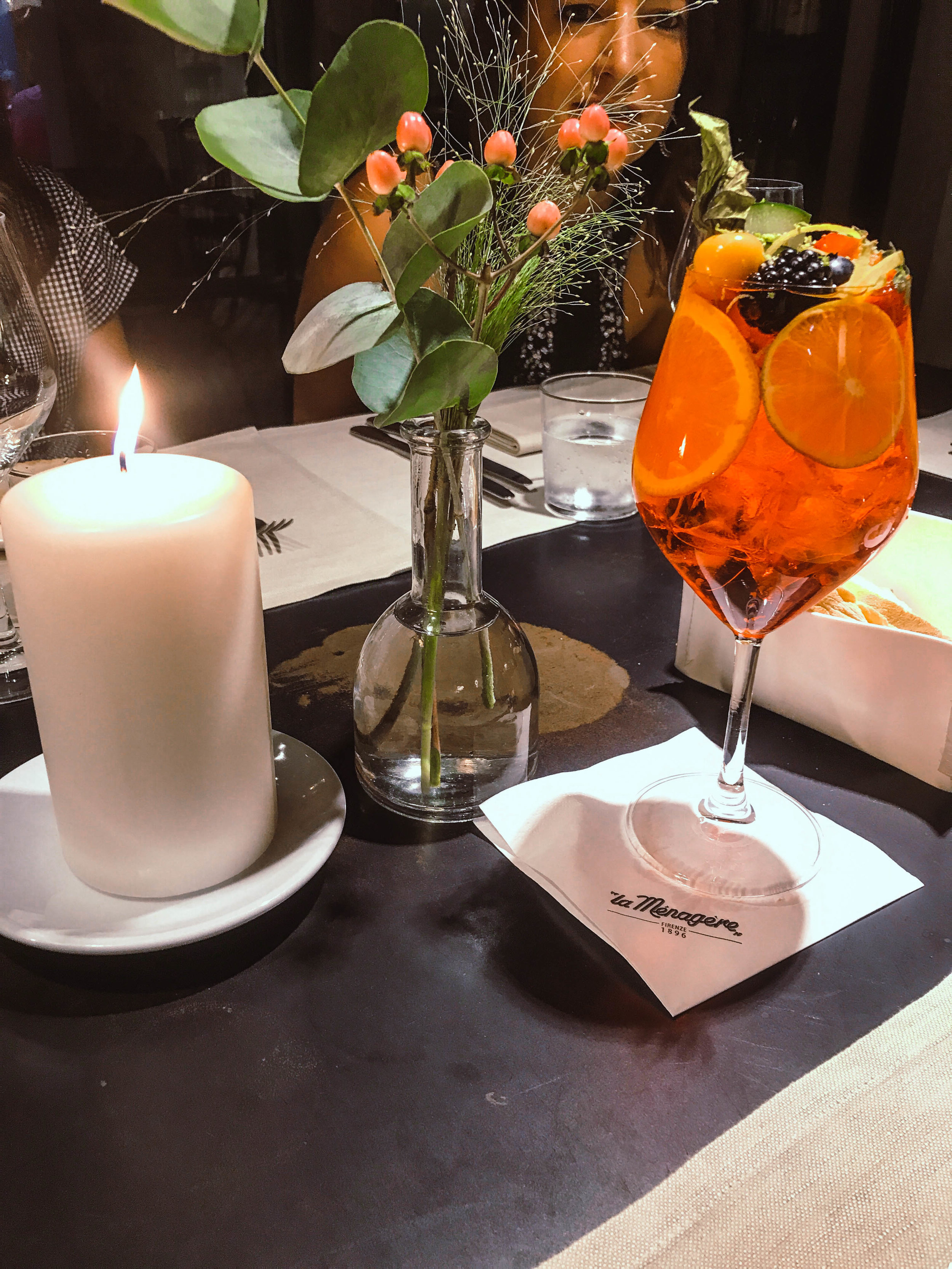 La Ménagère in Florence