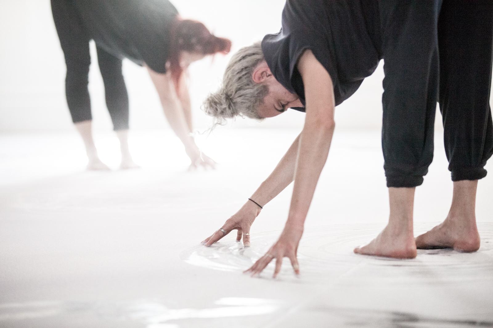 Frankie Snowdon and Madeleine Krenek - 2016 Dance Residency