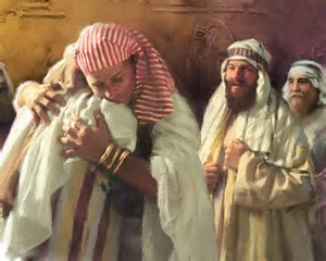 Joseph and his brothers reconciled.png